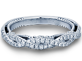 INSIGNIA-7060W - a Verragio wedding ring.