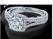 INSIGNIA-7062CU - a Verragio engagement ring.