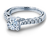 INSIGNIA-7066R - a Verragio engagement ring.