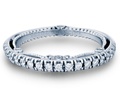 INSIGNIA-7066W - a Verragio wedding ring.