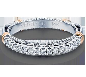 PARISIAN-103SW - a Verragio wedding ring.