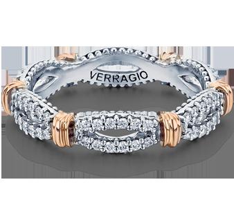 PARISIAN-W105 - a Verragio wedding ring.