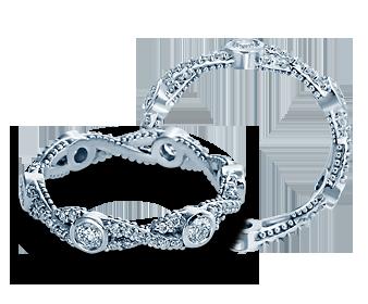 PARISIAN-W106R - a Verragio wedding ring.