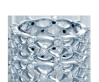ETERNA-4025 - a Verragio wedding ring.