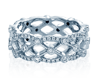 ETERNA-4026R - a Verragio wedding ring.