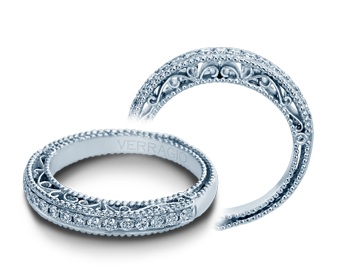VENETIAN-5002W - a Verragio wedding ring.