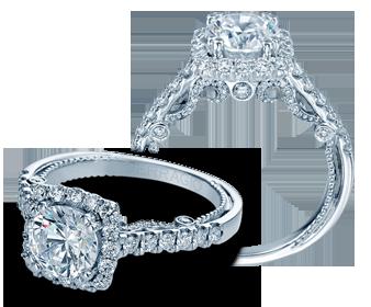 INSIGNIA-7078CU - a Verragio engagement ring.
