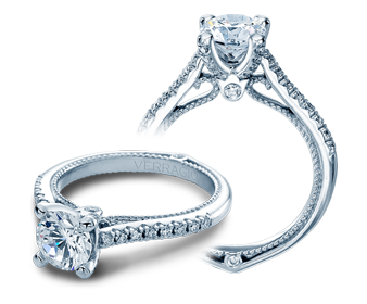 COUTURE-0415R - a Verragio engagement ring.