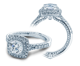 COUTURE-0425DCU - a Verragio engagement ring.
