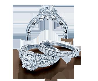 PARADISO-3063R - a Verragio engagement ring.