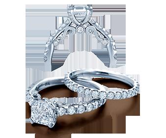 INSIGNIA-7001 - a Verragio engagement ring.