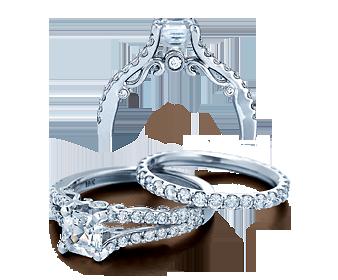 INSIGNIA-7008 - a Verragio engagement ring.