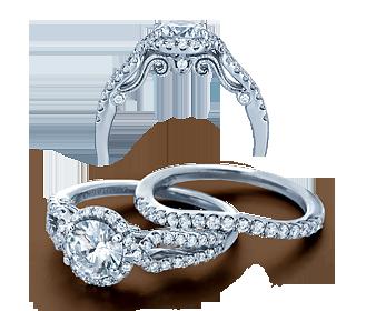 INSIGNIA-7042R - a Verragio engagement ring.