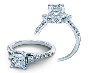 COUTURE-0404 - a Verragio engagement ring.