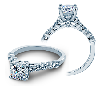 COUTURE-0410SR - a Verragio engagement ring.
