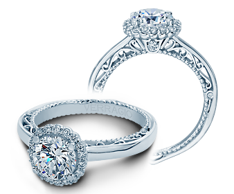 VENETIAN-5019R - a Verragio engagement ring.