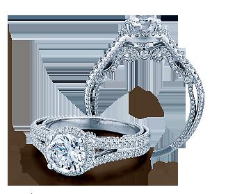 INSIGNIA-7062R - a Verragio engagement ring.