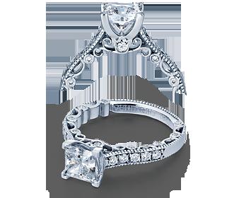 PARADISO-3076P - a Verragio engagement ring.