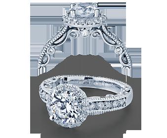 PARADISO-3077R - a Verragio engagement ring.