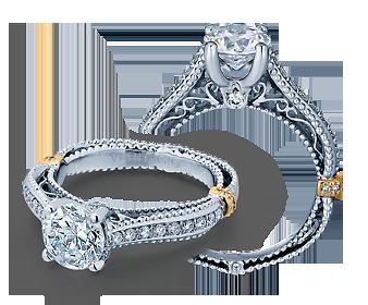 VENETIAN-5038R - a Verragio engagement ring.