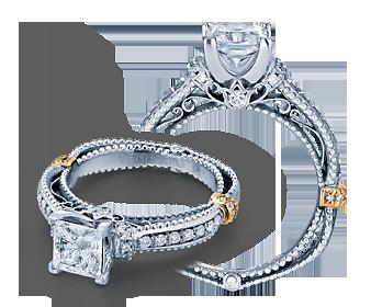 VENETIAN-5039P - a Verragio engagement ring.