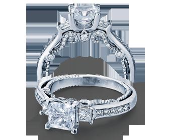 INSIGNIA-7067P - a Verragio engagement ring.