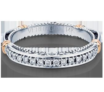 PARISIAN-101MW - a Verragio wedding ring.