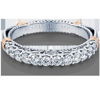 PARISIAN-103LW - a Verragio wedding ring.