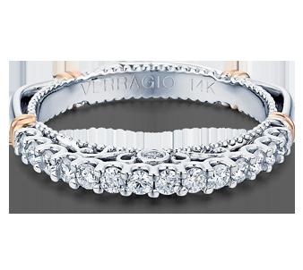 PARISIAN-103MW - a Verragio wedding ring.