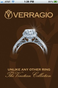 Verragio Engagement Rings for iPhone