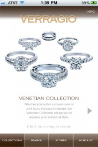 Verragio Collections for your iPhone