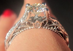 A Verragio Engagement Story The Couple That Almost Was