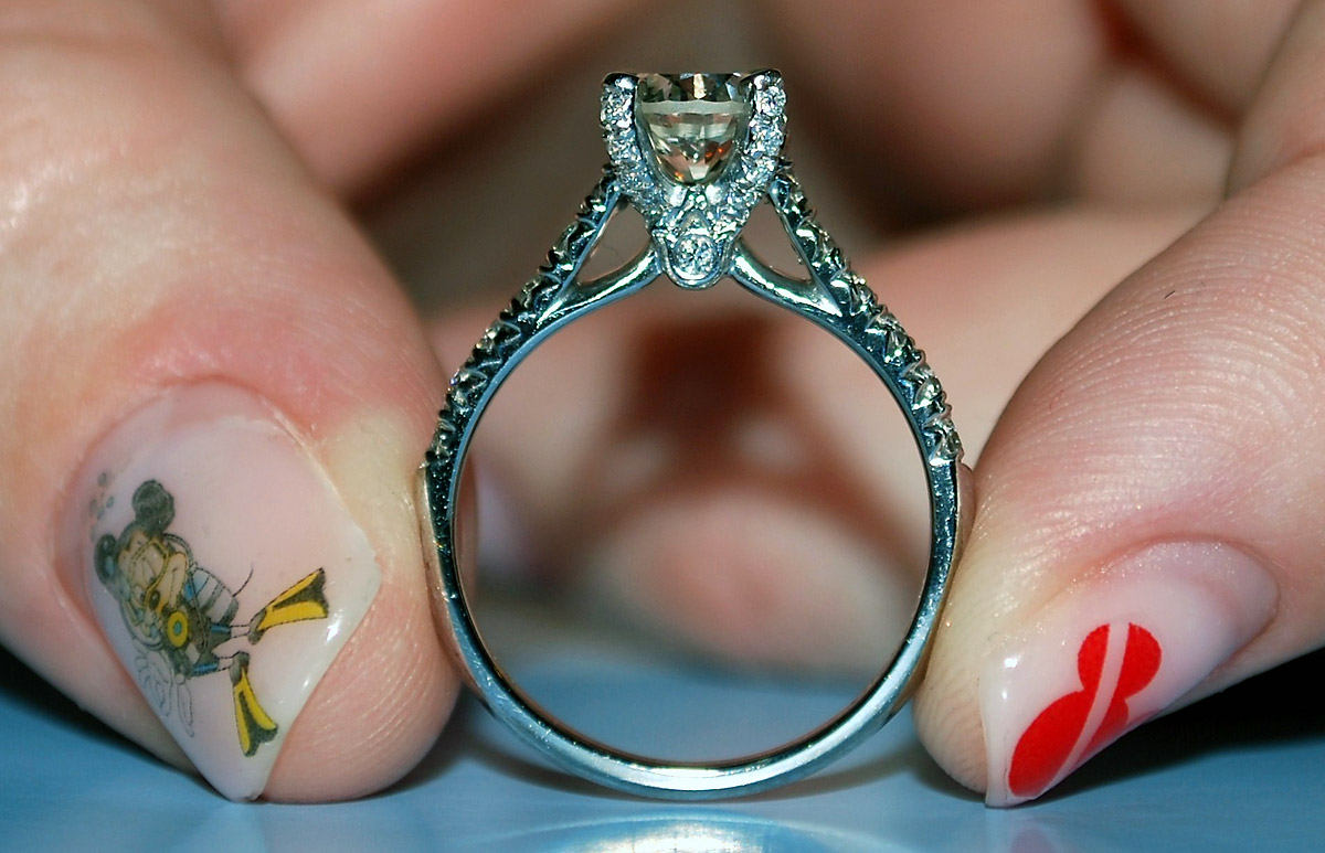 finger t engagement believe cinderella can gumuchian pin this rings my is on ring