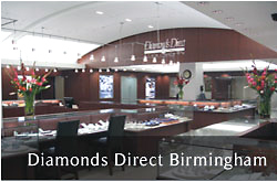 Verragio Trunk Show at the Diamonds Direct Jewelers in Birmingham, AL
