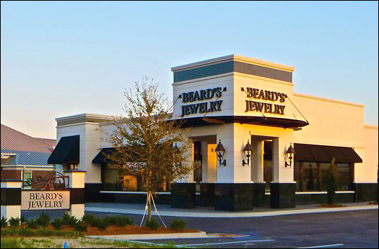 Beard's Jewelry in Jacksonville, Florida