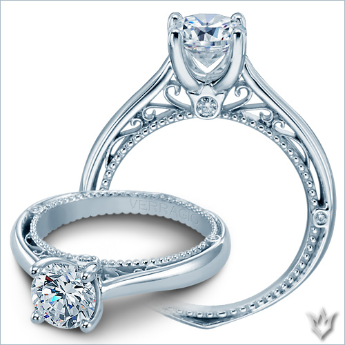 Engagement rings by Verragio: Venetian-5047R