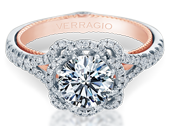 COUTURE-0426R-TT - a Verragio engagement ring.