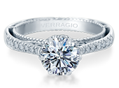 VENETIAN-5052DR - a Verragio engagement ring.