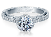 VENETIAN-5052 - a Verragio engagement ring.