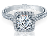 COUTURE-0433CU-TT - a Verragio engagement ring.