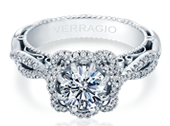 VENETIAN-5051R - a Verragio engagement ring.