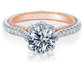 COUTURE-0459RD-2WR - a Verragio engagement ring.