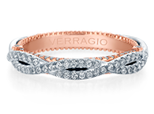 VENETIAN-5066W-2WR - a Verragio wedding ring.