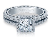 VENETIAN-5007P - a Verragio engagement ring.