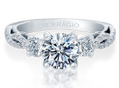 INSIGNIA-7055R - a Verragio engagement ring.