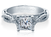 VENETIAN-5003 - a Verragio engagement ring.