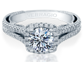 INSIGNIA-7062CU - a Verragio engagement ring.
