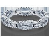 PARISIAN-W103R - a Verragio wedding ring.