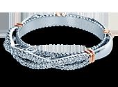 PARISIAN-106W - a Verragio wedding ring.