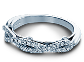 INSIGNIA-7050W - a Verragio wedding ring.